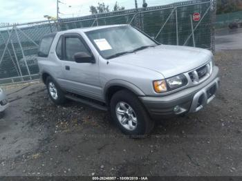 Salvage Isuzu Rodeo Sport